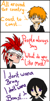Bleach Toast Comic.... by InnerHollowMadness