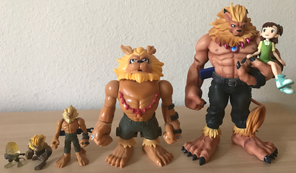 Let's Leomon Collection by Letdragon