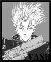 Vash the Stampede by Po-tater-tot
