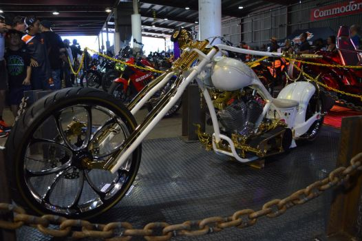 bankstown custom motorcycle show 2017 winner by WolfBlitz2