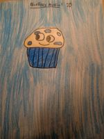 Blueberry Muffin XD by MewMewMinto1123