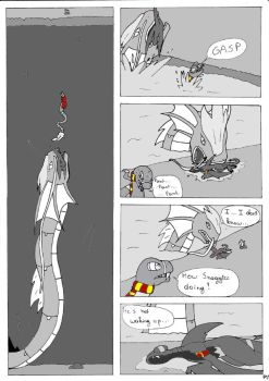 JOB4-The Drowning Depths-Team Red Scavengers-P11 by Leonaythedragoness