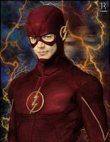 The Flash (Season 1 Variant) by SpideyVille