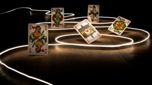 Ace of hearts by vQb
