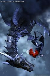 A Dragon's Promise - For PC Competition by AOGRAI