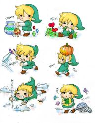 Chibi Link by Or003