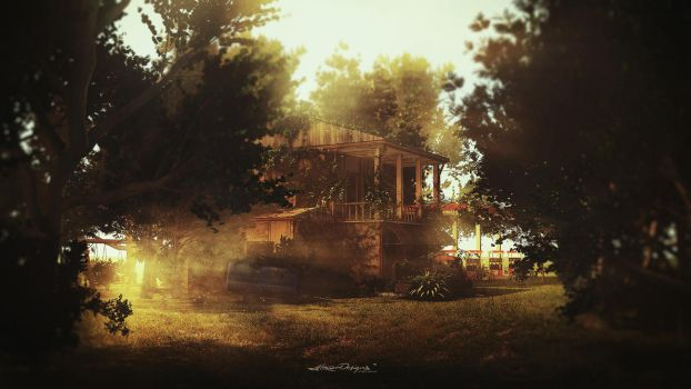 Thunderbolt Ranch by Lacza