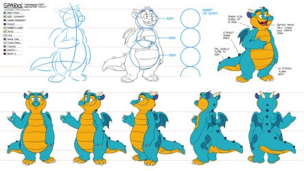 Sparks Reference Sheet by thazumi