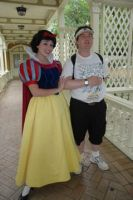 Snow White at Magic Kingdom 2008 by PeterSFay