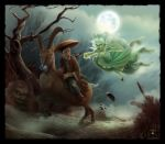Chinese Ghost Story by clementmeriguet