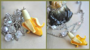 Go Bananas Necklace by Madizzo
