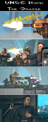 UNSC Hope: The Oracle - Page 1 by MatchboxSFM