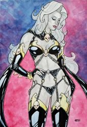Lady Death by jvsJuanVargas