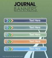 JournalBanners_vol1 by eupholic