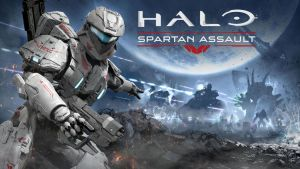 Halo Spartan Assault by vgwallpapers