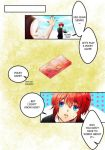 [Manga] One Day On A Pocky Day  by FuuShinsei