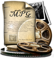 Steampunk MPG Video Document Icon by yereverluvinuncleber