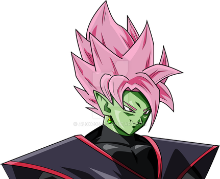 Merged God Zamasu rose palette by AL3X796