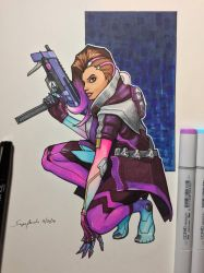 Sombra by amonkeyonacid