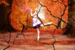 Fall Dancer by canabalisticmonkey