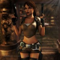 Tomb Raider: Legend by Irishhips