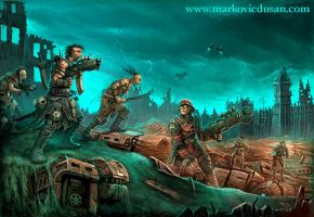 Great War, for game Heredium by DusanMarkovic