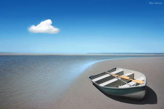 My Boat Wants To Sail by BenHeine