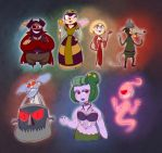 CH AU - Infernal Inkwell Isle III by Atlas-White
