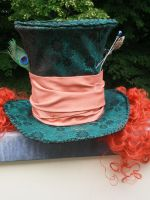 Mad Hatter's Hat by Bhelia