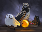 Hootyween by Tapwing