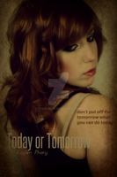Tomorrow or Today by PinkWoods