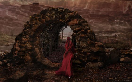 Gateway to Another World by ThePixelMe