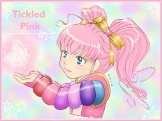Tickled Pink by Glittercandy