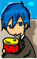 My drink colored xD by Thrust-the-sky