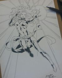 Jean Grey by kewber