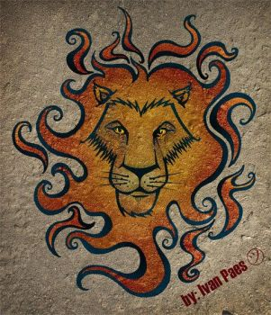 Lion by IpJ