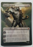 MTG Karn Liberated alter by DJdrummer