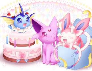 :. Surprise Party! .: by CaninePrince