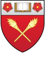 Harris Manchester College Oxford Coat Of Arms by ChevronTango