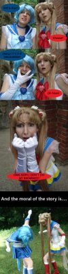 .:Cosplay Sailor Randomness:. by Dawnrie
