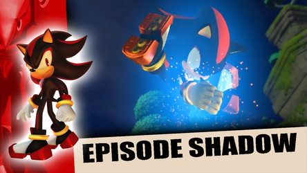 Sonic Forces - Episode Shadow thumbnail art by Songbreeze741