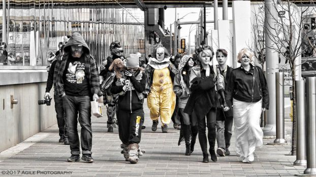The Next Suicide Squad? by AgilePhotography