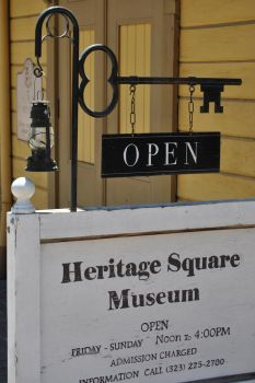 Heritage Square by MaddiganRose