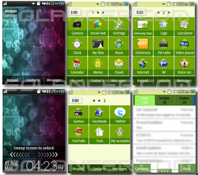 Android Theme for Corby 2 by solancer-com