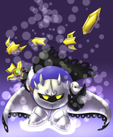 Alternate Meta Knight by VasteelNoire