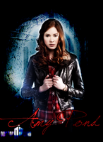 Doctor Who Series 6 Amy Pond by feel-inspired