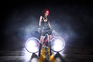 Kinky Bicycle 01 by GuldorPhotography