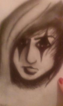 Jinxx from Black Veil Brides by GingerVicky