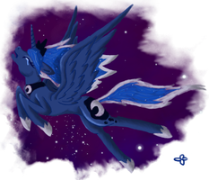 Princess of the Night by Brookreed