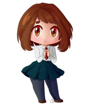 Ochako | My Hero Academia | by InfinitelyImpossible